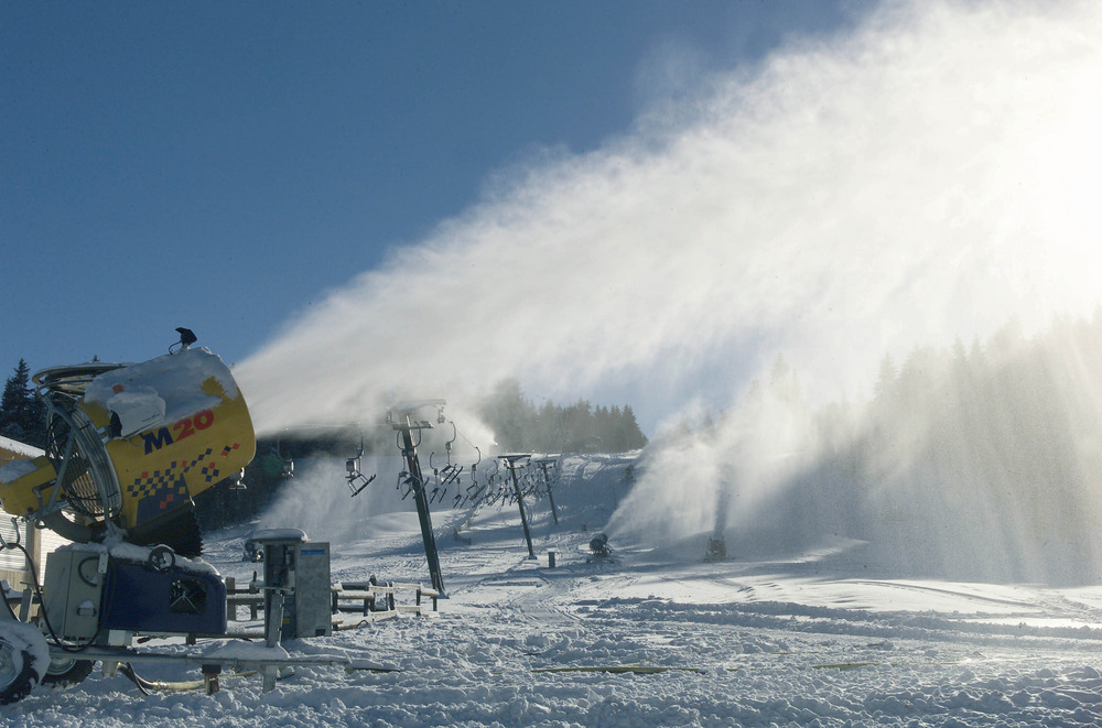 Snowmaking
