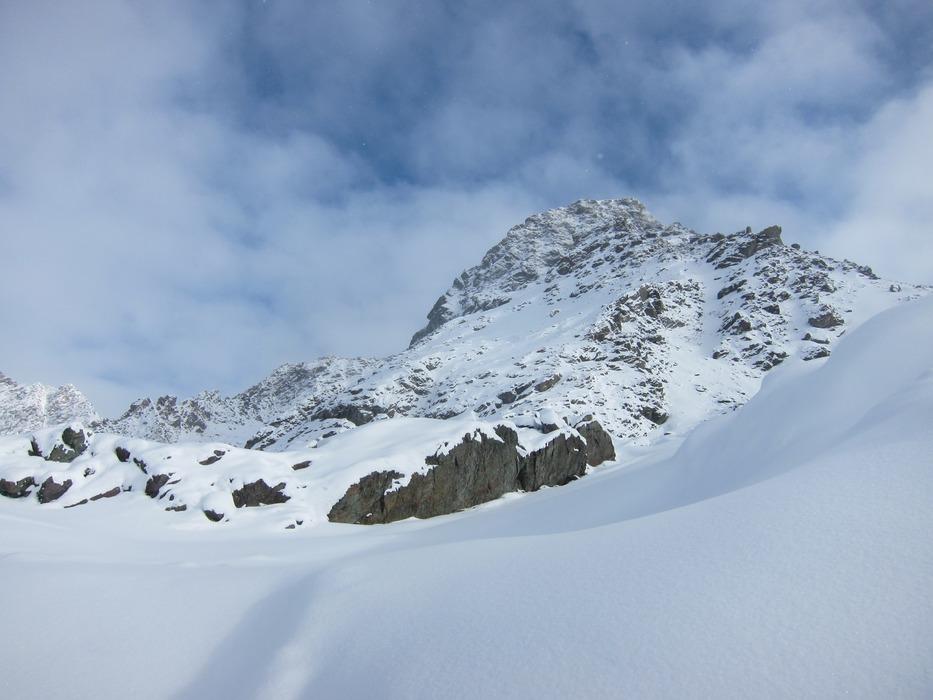 Fresh powder snow, Ischgl. - ©Monica Adorno