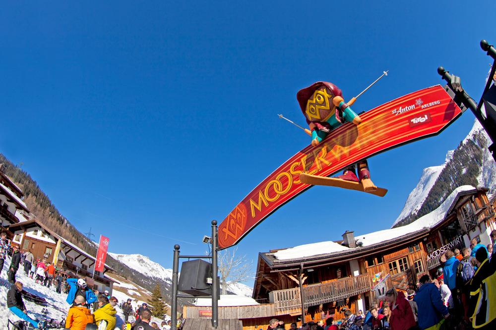 Apres Ski in Austria