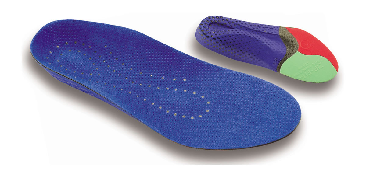 DownUnder Footbeds - The DownUnder Footbeds feature a high arch, and are perfect additions to any ski boot. They even come pre-trimmed, so they're ready to be implimented into your ski boot and protect your feet. $50.