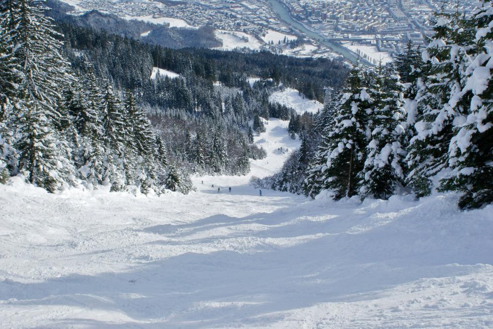 Innsbrucker Nordkettenbahnen - ©Gernot Schweigkofler