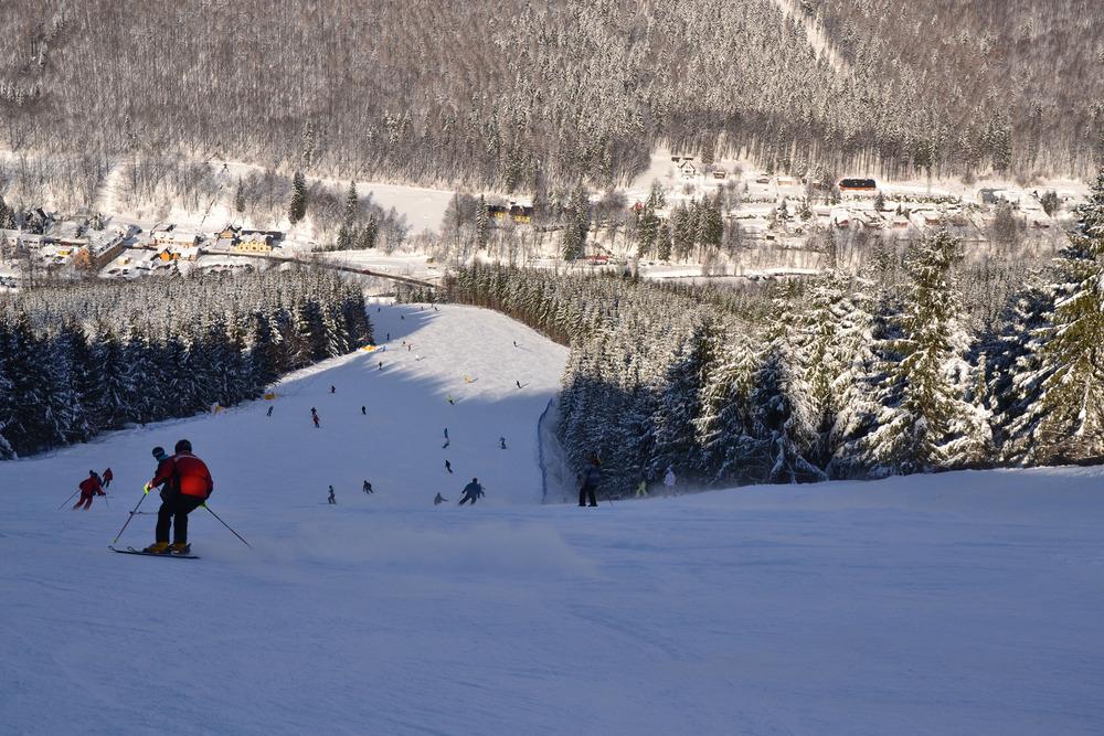 Ski Zábava/Hruštín - ©Ski Zábava Hruštín