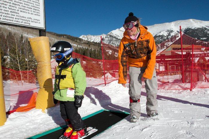 The Copper Mountain Ski School. - ©Copper Mountain