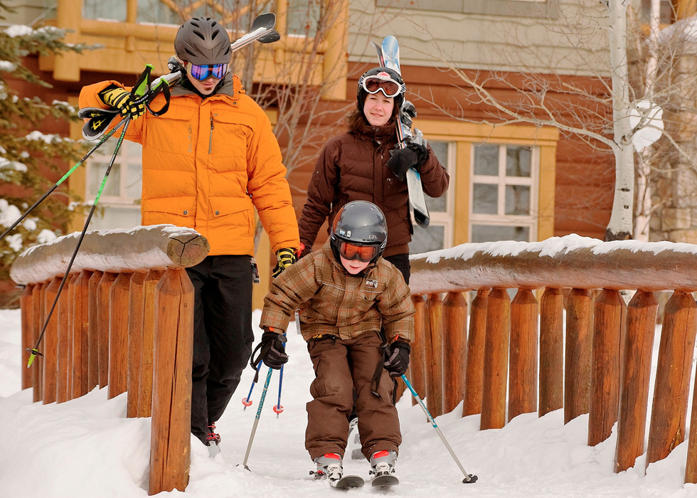 Panorama Mountain Village provides family fun. Photo courtesy of Panorama Mountain Village.