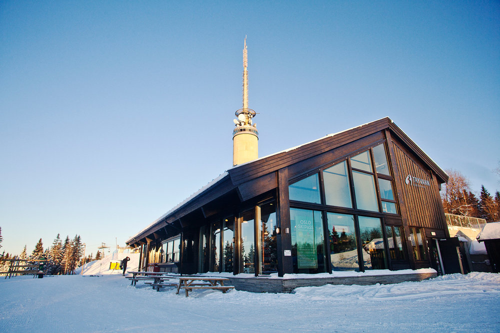 Oslo Vinterpark - Tryvann - ©Oslo Vinterpark