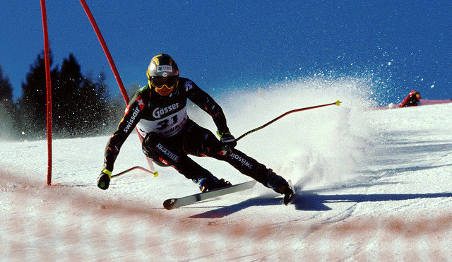 The Hahnenkamm Race, Kitzbuehel