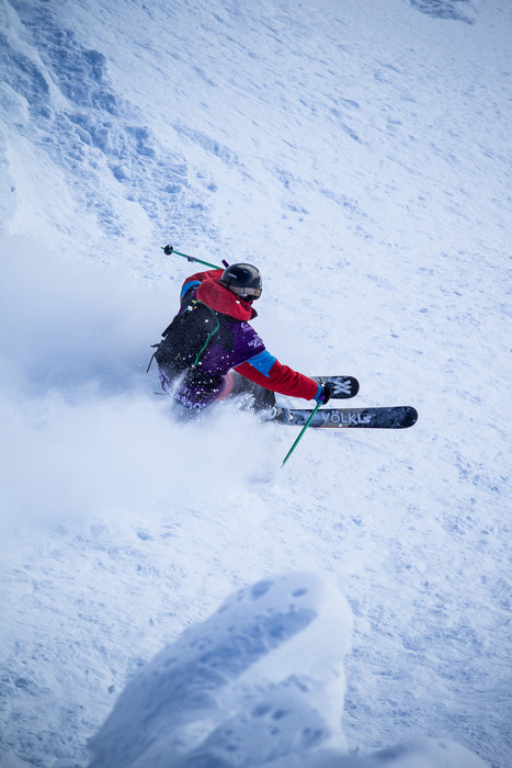 Freeride World Tour 2013 - Courmayeur - ©Freerideworldtour.com/ J. Bernard