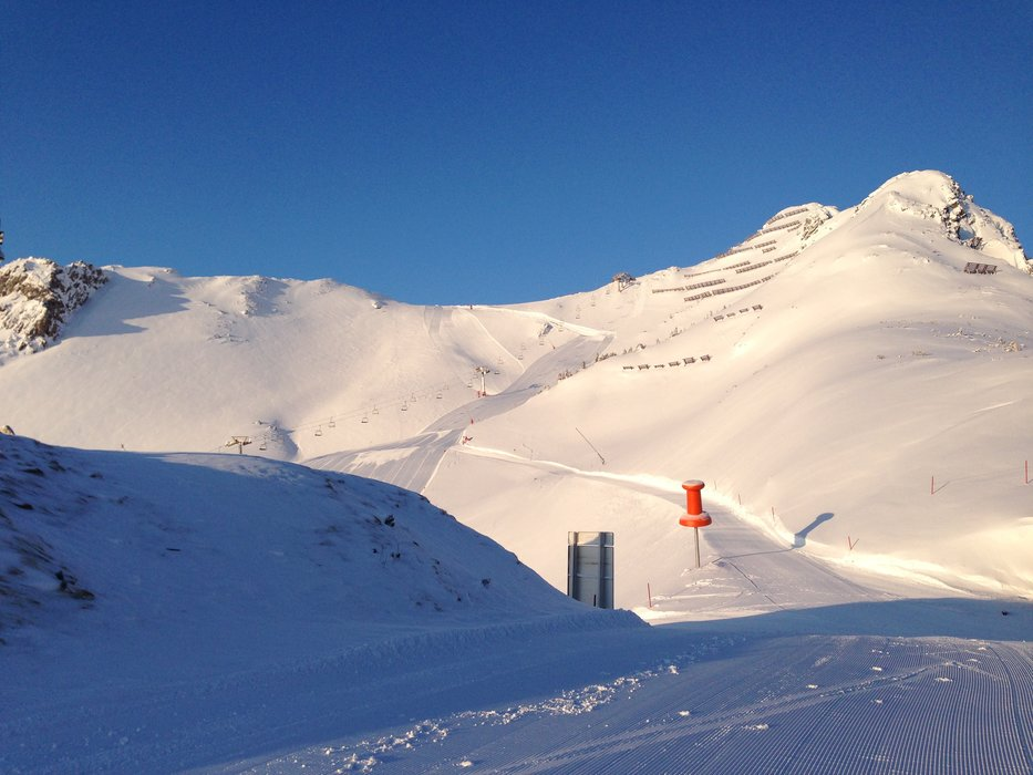Powder at the slopes in Fieberbrunn - ©Bergbahnen Fieberbrunn