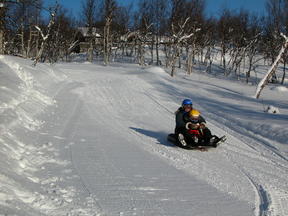Ål Skisenter - ©Skarslia ski- og akesenter