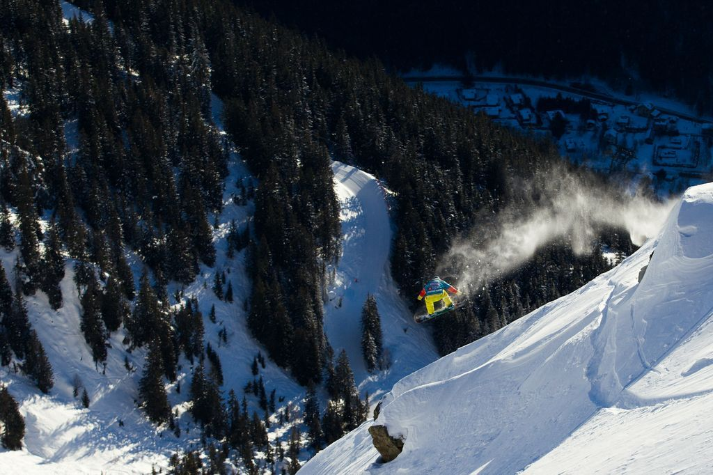 Freeride World Tour 2013 - Chamonix (FR) - ©freerideworldtour.com