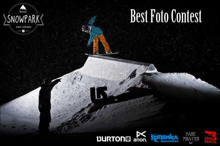 Burton Snowpark Best Foto Contest
