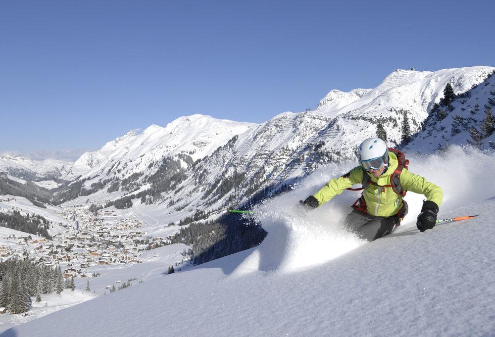 Freeride Hot Spots Austria - Lech-Zürs