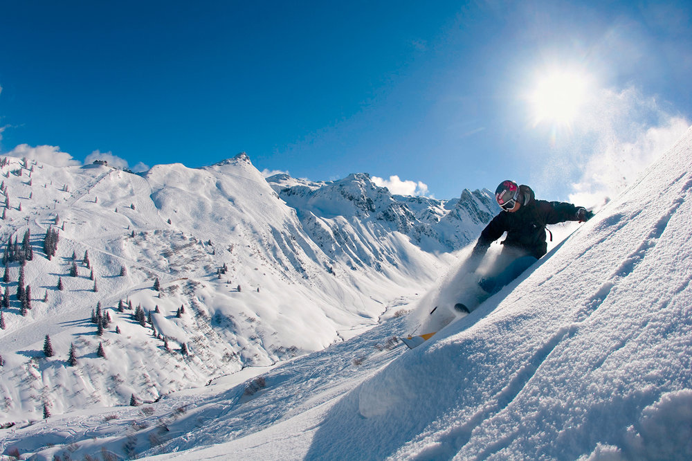 Freeride Hot Spots Austria - Mayrhofen