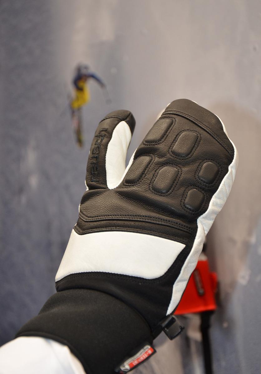 Development supported by Daron Rahlves: Reusch's new freeride glove