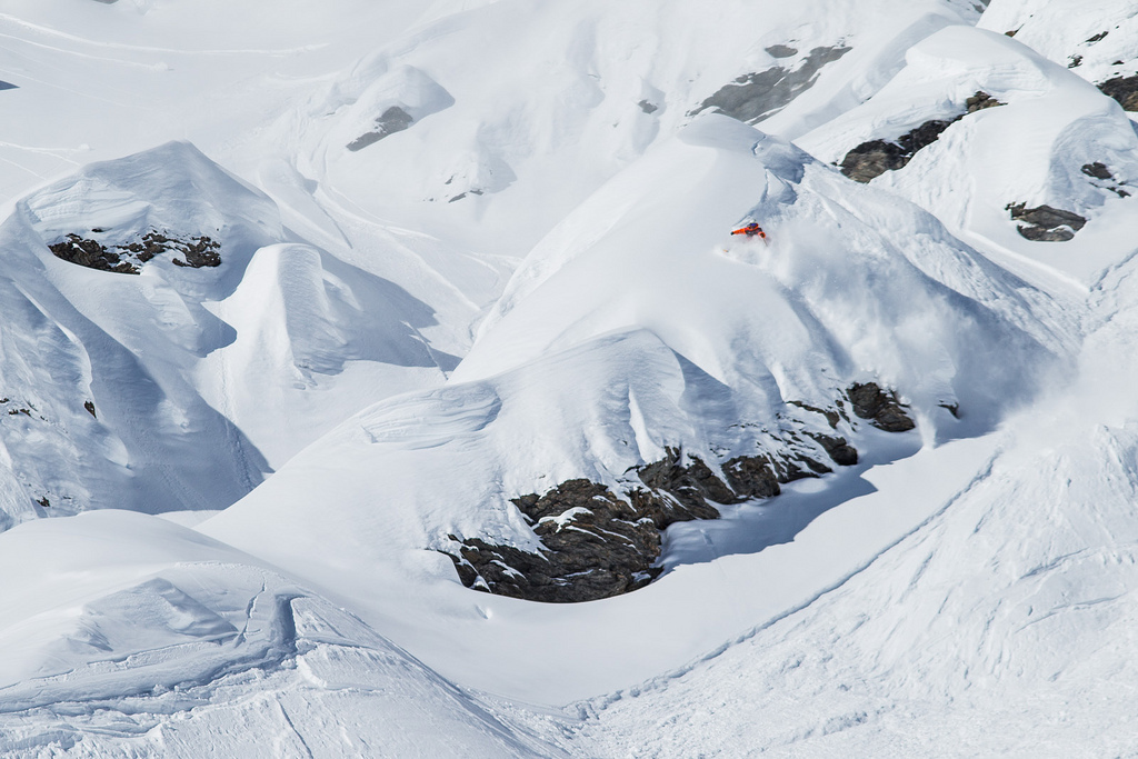 The 2013 Swatch Skiers Cup from Zermatt. - ©J.Bernard/swatchskierscup.com