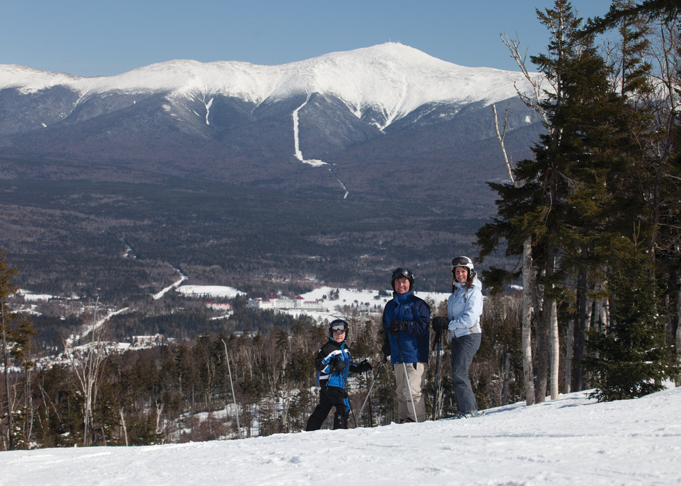 Hard to get tired of these views. Photo Courtesy of Bretton Woods.