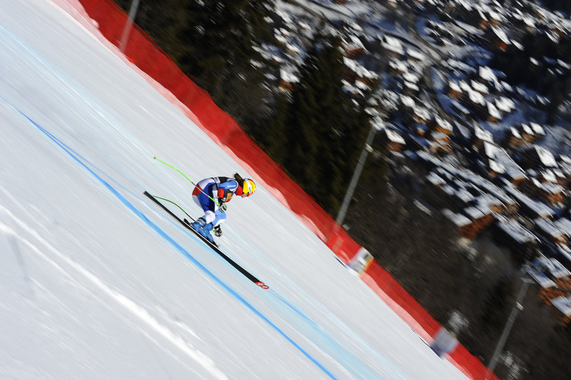 Ski World Cup Meribel 2013 - ©Alain Grosclaude/AGENCE ZOOM