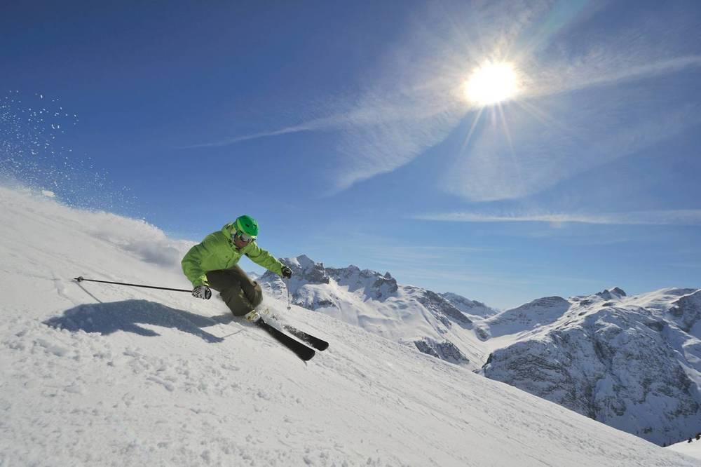 Skiing in Lech Zuers / Arlberg - ©Lech Zürs