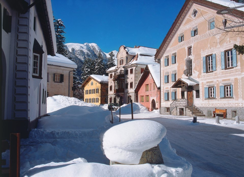 St Moritz. Feb. 20, 2013
