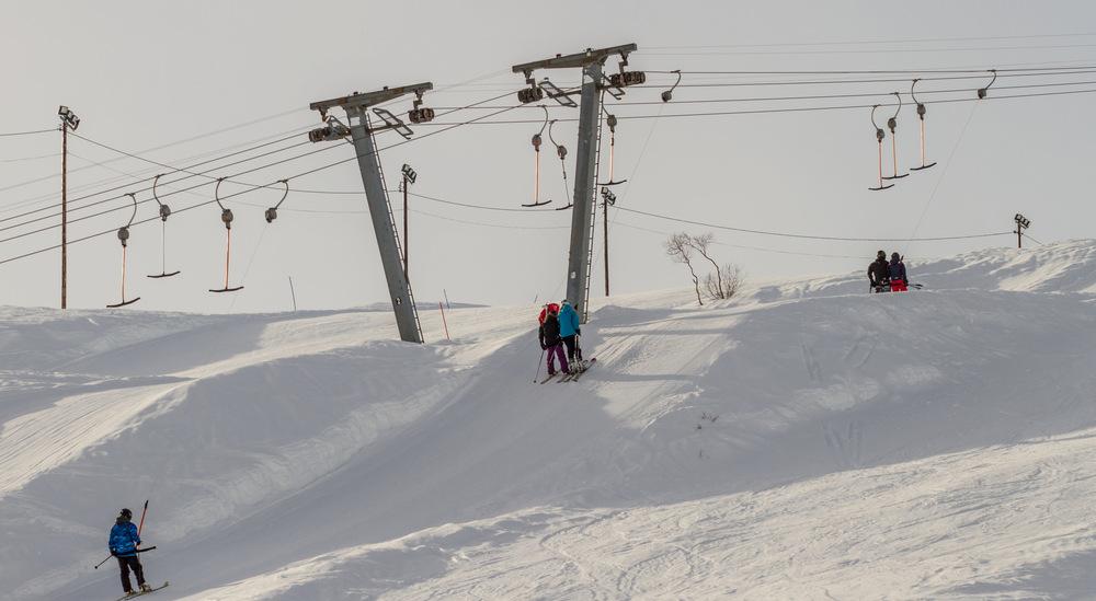 Eikedalen ski resort