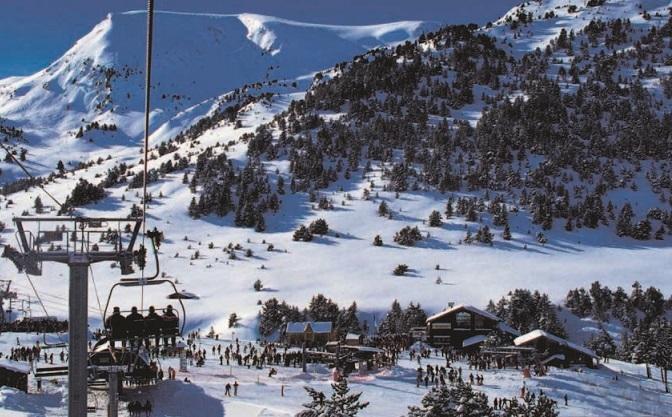 Grandvalira ski area has undergone signficant investment, Andorra