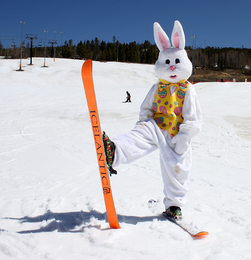 Celebrate the end of the season at Ski Granby Ranch.