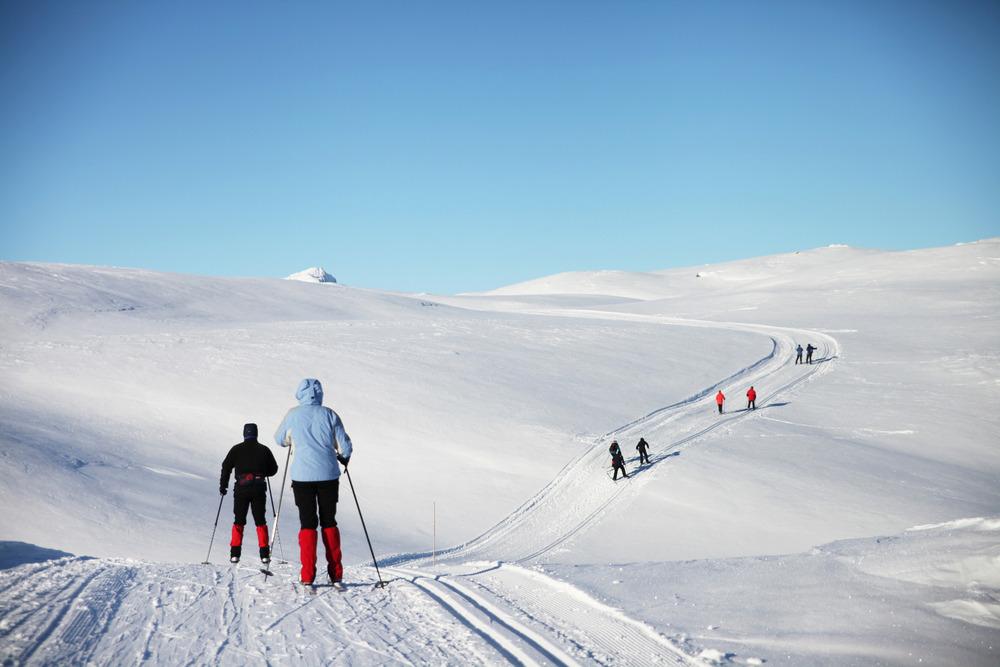 Haukelifjell - ©Haukelifjell Skisenter