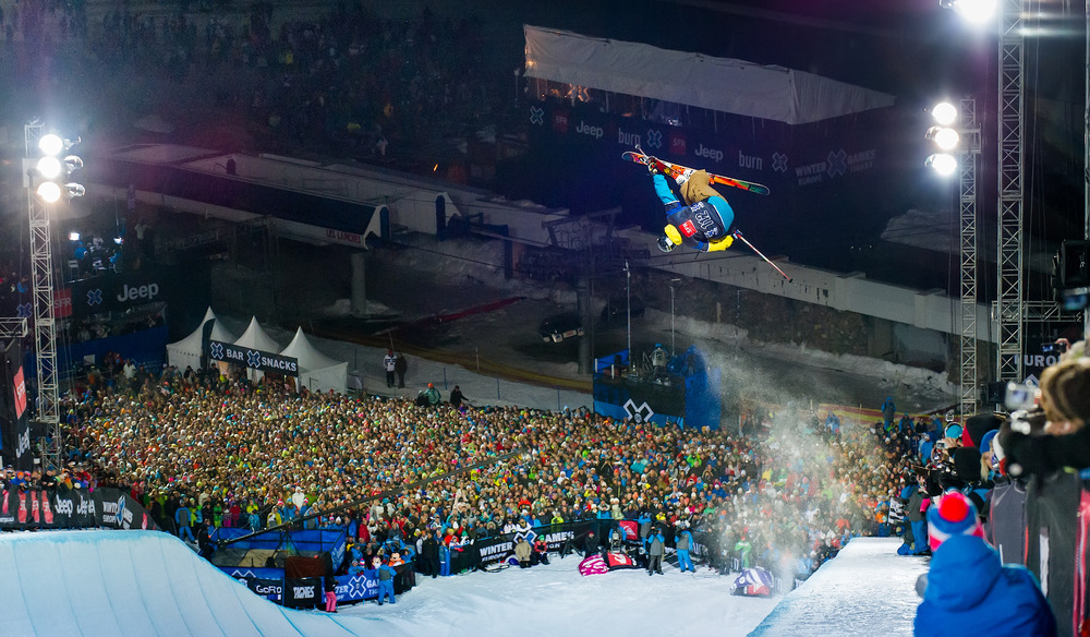 The 2012 Winter X Games