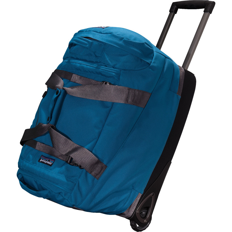Patagonia Freewheeler is perfect for packing gear for a weekend trip.