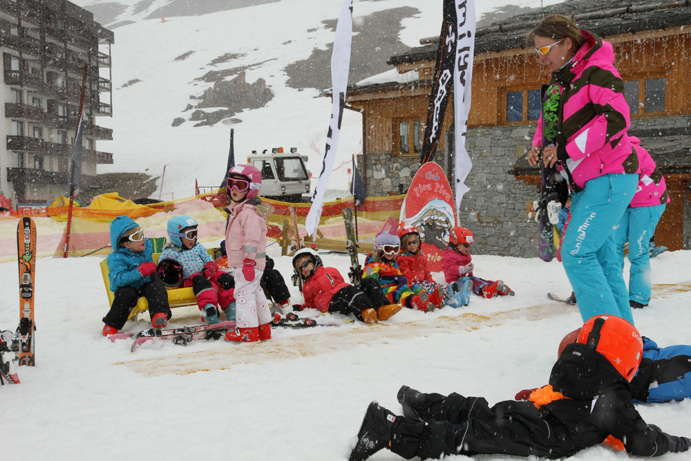 Fun for the family during the Winter Family Jam in Tignes - ©opvakantie.nl