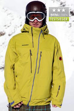 Alyeska Jacket (Testsieger) - Mammut - ©Skiinfo.de