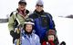 A family visit to Indianhead Mountain, Michigan for a day of skiing