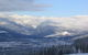 A scenic view of Revelstoke Mountain Resort, British Columbia