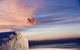 Brent Abrams gets air at Heavenly Mountain Resort in South Lake Tahoe, California