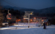 Night skiing at Sunday River in Maine. Photo Courtesy of Sunday River.