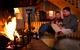 Fireplace Tignes - ©Danski