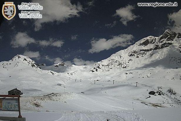 Valtournenche - Webcam 23 Maggio 2013