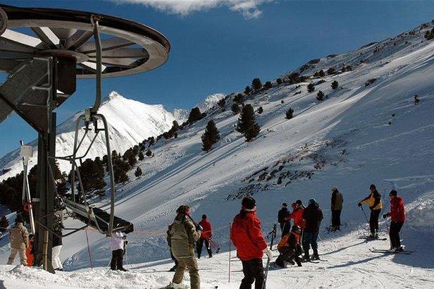 La Norma ski lift