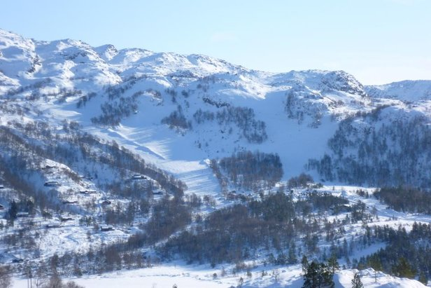 Gilja ski resort