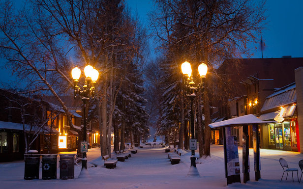Downtown Aspen - ©Jeremy Swanson