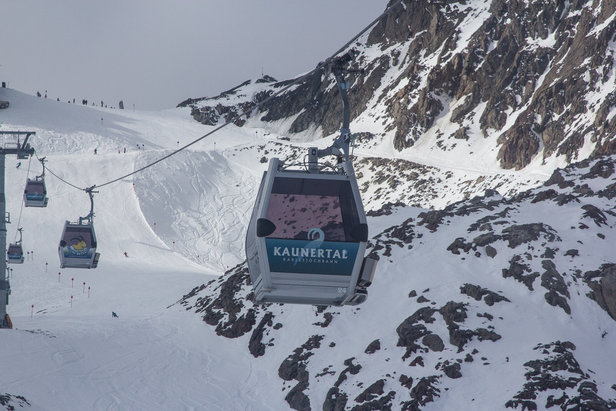 Ordentlich Schnee im Kaunertal - ©Kaunertal