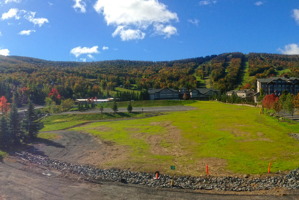 New Base Area at Windham Mountain Resort