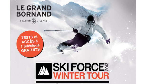 Ski force winter tour 2013