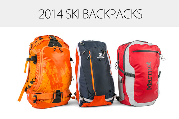 2014 Ski Backpacks