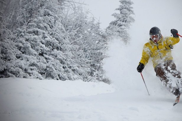 Deals so exciting, you won't be able to hide it. - ©Mont Tremblant