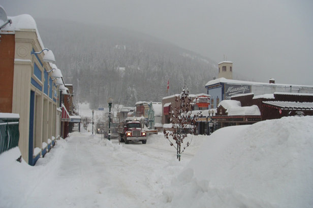 Downtown Revelstoke - ©Brigid Mander