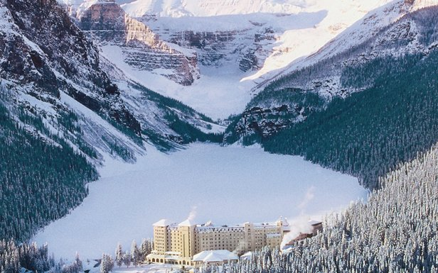 The Fairmont Chateau Lake Louise - ©Banff Lake Louise Tourism