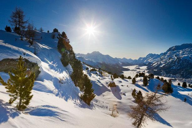 Hahnenseeabfahrt, St. Moritz (SUI) - ©St. Moritz