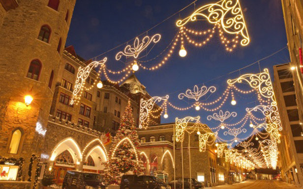 Palace Hotel, St. Moritz - ©swiss-image.ch/Christof Sonderegger