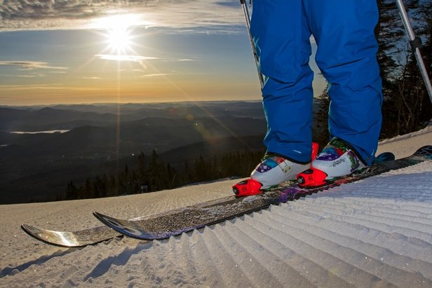 Top 10 des plus beaux domaines skiables du monde - ©® Station Mont Tremblant